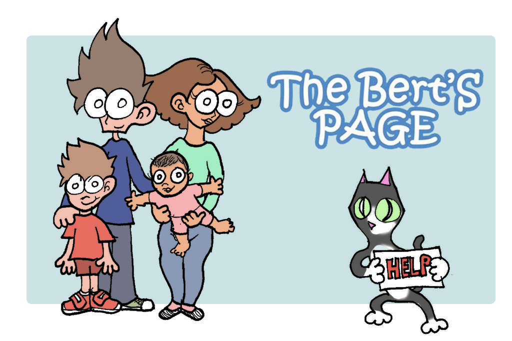 The Bert's Page